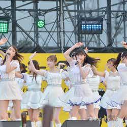 モデルプレス - NMB48、最新曲&人気曲の白熱ステージ 沖縄で歓声<第11回沖縄国際映画祭>