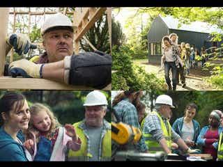 """『GOT』コンリース・ヒル、新作映画『サンドラの小さな家』""""普通の中年男性を演じるのは新鮮だった"""""""