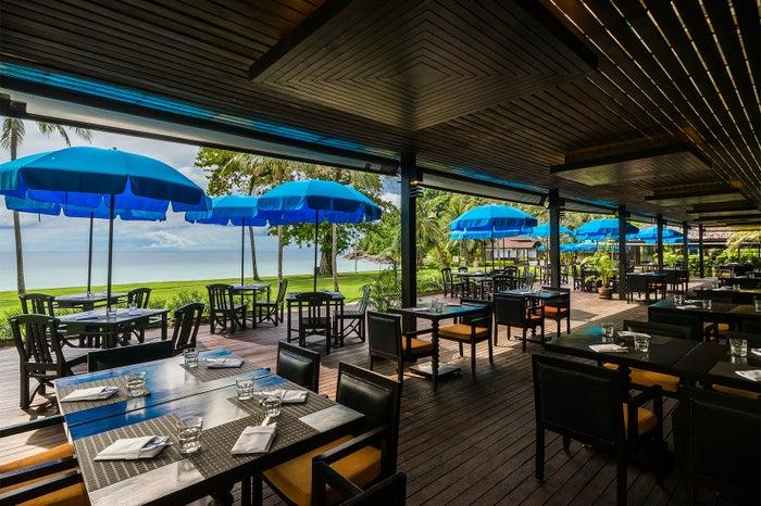 Beach Grill/画像提供:日本スターウッド・ホテル(株)広報事務局