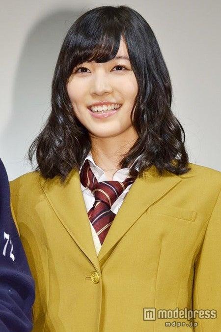 ン映画「もののけ姫」ブルーレイ発売記念スペシャルイベントに出席したSKE48松井珠理奈