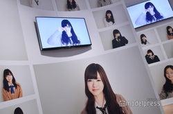 「乃木坂46 Artworks だいたいぜんぶ展」(C)モデルプレス