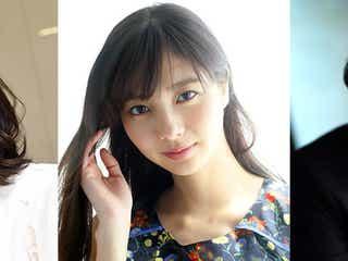 新川優愛、看護師役でドラマ初主演 共演者も発表<いつまでも白い羽根>