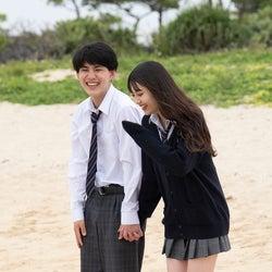 ひかる、みゆ「今日、好きになりました。-春桜編-」(C)AbemaTV, Inc.