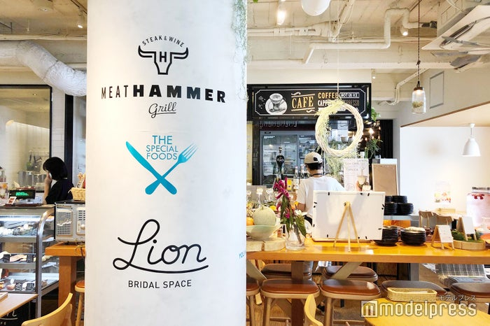 Lion CAFE(C)モデルプレス