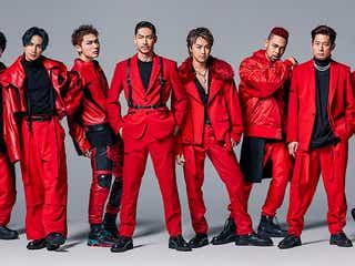 EXILE、14人の新体制で「RED PHOENIX」MVを公開 「かっこいい」「新生EXILEすごい」と反響