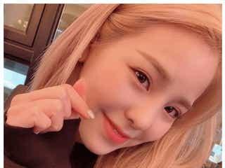 NiziUマコ、金髪ロング姿に「美しすぎ」「眼福」と絶賛の声 方言も披露