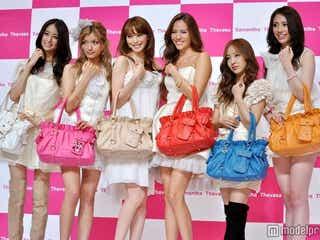 AKB48板野友美、蛯原友里、道端ジェシカら、「サマンサBOOK」カバーガールに登場