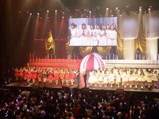 """AKB48「NHK紅白歌合戦」""""夢の紅白選抜""""中間結果発表<48名メンバー>"""