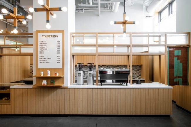 Stumptown Coffee Roasters/画像提供:エースホテル京都