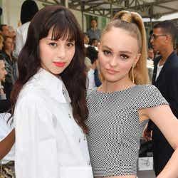 モデルプレス - 中条あやみ&ジョニデ娘リリー・ローズ、パリで美の競演「CHANEL」フロントロウで圧巻オーラ
