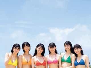 「ミスマガジン2019」豊田ルナ・山口はのんら6人、水着で豪華集結&美ボディ披露