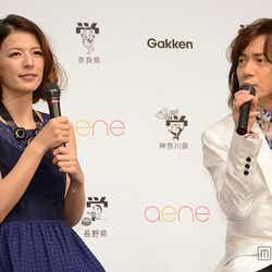 (左より)スザンヌ、ダイヤモンド☆ユカイ