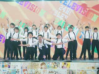 浅田真央、ろう学校の生徒とタップダンス披露<24時間テレビ42>