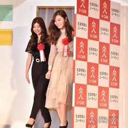「タピる」で受賞した 「たぴりすと。」奈緒&華恋(C)モデルプレス