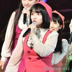 矢作萌夏 /「AKB48 53rdシングル 世界選抜総選挙」AKB48グループコンサート(C)モデルプレス