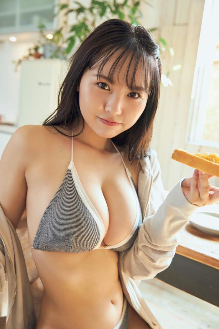 本郷柚巴(C)藤城貴則、光文社