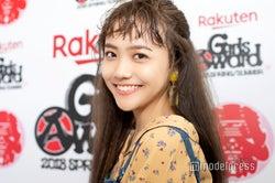 モデルプレスのインタビューに応じた松井愛莉(C)モデルプレス