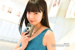 田中芽衣、ランジェリー姿も披露 大人と少女の狭間を切り取る<Q&Aも/モデルプレスインタビュー>