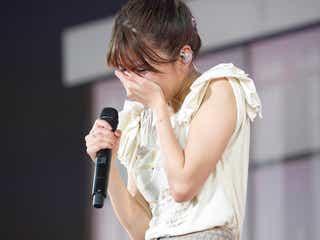 AAA宇野実彩子が涙 2ndソロツアー完走「また忘れられない景色が増えました」