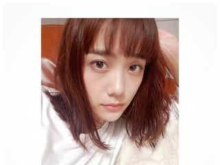 松井愛莉、黒髪から茶髪にガラリイメチェン「新鮮」と絶賛の声