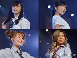 日本一かわいい高校一年生「高一ミスコン」ファイナリストお披露目!ステージ上に勢揃い