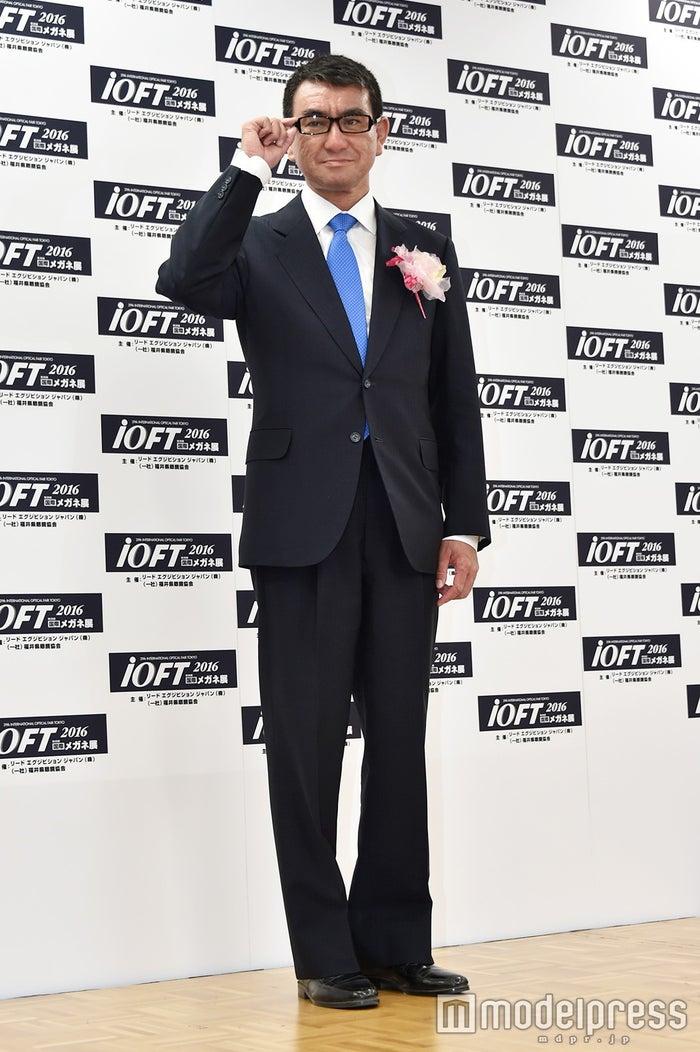 河野太郎氏(C)モデルプレス