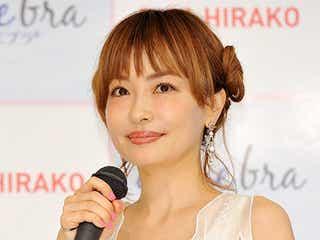 平子理沙、夫・吉田栄作の不倫報道についてコメント