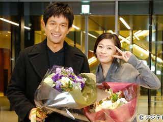 篠原涼子「とてもよい経験」2年ぶり連ドラがクランクアップ