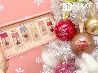 【エチュードハウス・2018クリスマスコフレ】人気韓国コスメブランドのコフレをレビュー|タイニートゥインクルコレクション