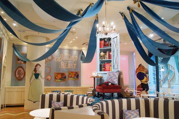 「美女と野獣」OH MY CAFE(C)Disney