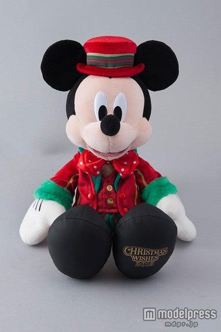 TDS:ぬいぐるみ(¥4300)/ミッキー(C)Disney