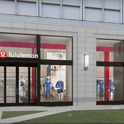 「ルルレモン」 4月下旬、六本木にアジア最大店開設