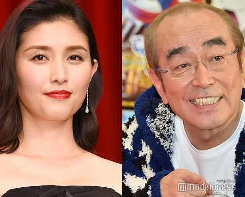 橋本マナミ、志村けんさん訃報に「叶わぬ約束になってしまい、本当に残念」