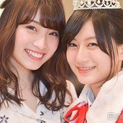 """新旧""""日本一かわいい女子高生""""が対面!りこぴん&ゆきゅん「もちろん顔も可愛い!」と絶賛"""