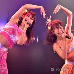 小嶋真子、横山結衣/ AKB48込山チームK「RESET」公演(C)モデルプレス