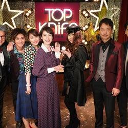 JUJU、天海祐希・広瀬アリスらとコラボ 話題の「トップナイフ」エンディング映像出演