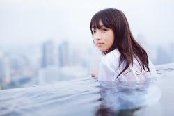 与田祐希「日向の温度」(11月28日発売/幻冬舎)通常版表紙/画像提供:幻冬舎