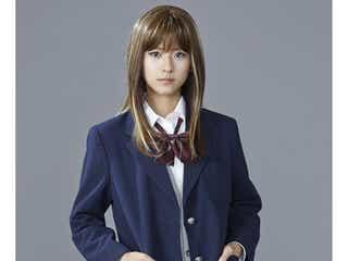 黒島結菜がロングヘアの茶髪ギャルに変身「私自身の女子力も上げたい」