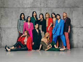 年内解散のE-girls、TVラストパフォーマンス「奇跡のような時間でした」タモリへの感謝も<Mステウルトラ SUPER LIVE>