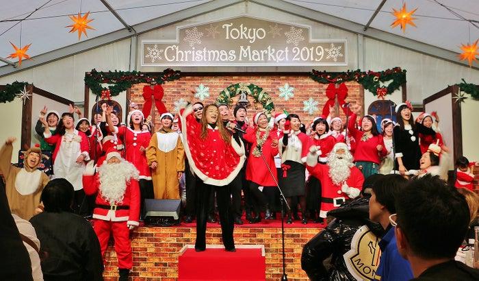 東京クリスマスマーケット2020/画像提供:ビー・エフ・シー