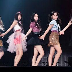 Red Velvet、7月に日本オリジナル楽曲リリースへ ジョイは幼少期を振り返り涙<Red Room in JAPAN>