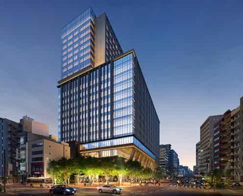 五反田「旧ゆうぽうと」跡地の大規模開発、星野リゾートがホテル運営へ