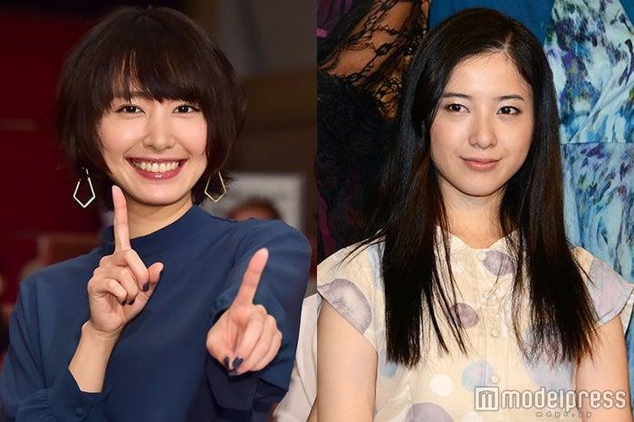 「逃げるは恥だが役に立つ」新垣結衣(左)「東京タラレバ娘」吉高由里子(右) (C)モデルプレス