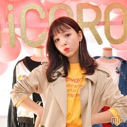 藤田ニコル、オリジナルブランドお披露目 ファンのためのこだわりポイント&お気に入りコーデは?<「NiCORON」初展示会レポ>