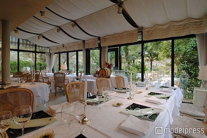 レストラン/画像提供:オーベルジュ オー・ミラドー