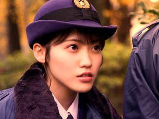 欅坂46松田里奈、元銀行員の腕前披露 「突破交番」初登場