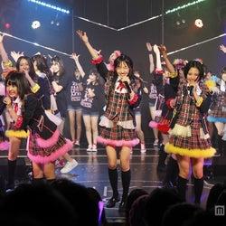 HKT48、サプライズ発表に涙と歓喜