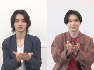 山崎賢人&吉沢亮「ZIP!」で「キングダム」撮影の裏側語る 橋本環奈はリモート生出演