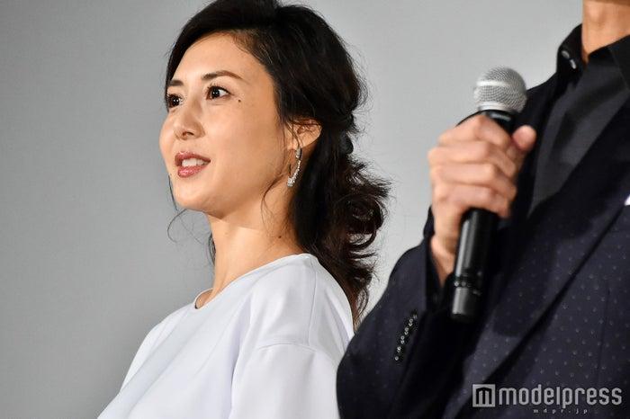 松嶋菜々子 (C)モデルプレス