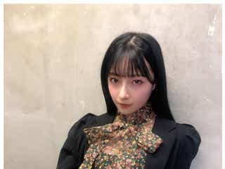 村瀬紗英、前髪ありにイメチェン「美しい」「似合ってる」の声
